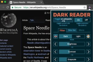 Darken the Webpages in Google Chrome and Give Your Eyes Some Rest